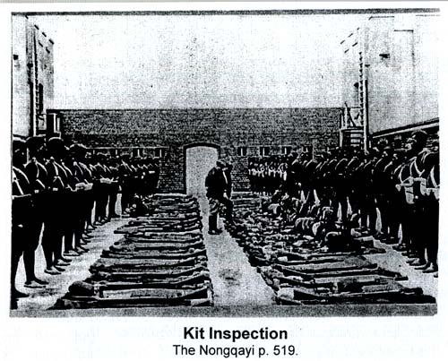 Kit Inspection - The Nongqayi p. 519