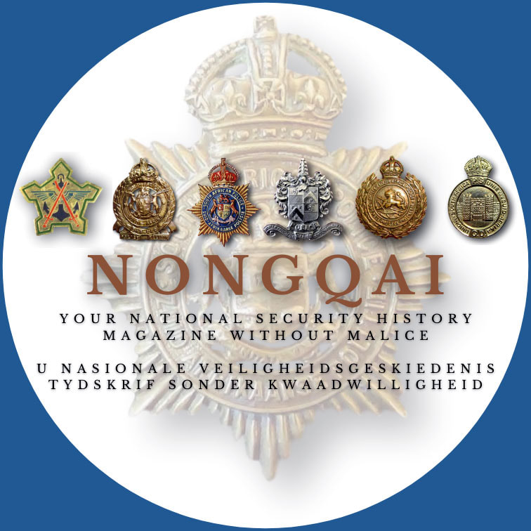NONGQAI - Your National Security History Magazine without malice.