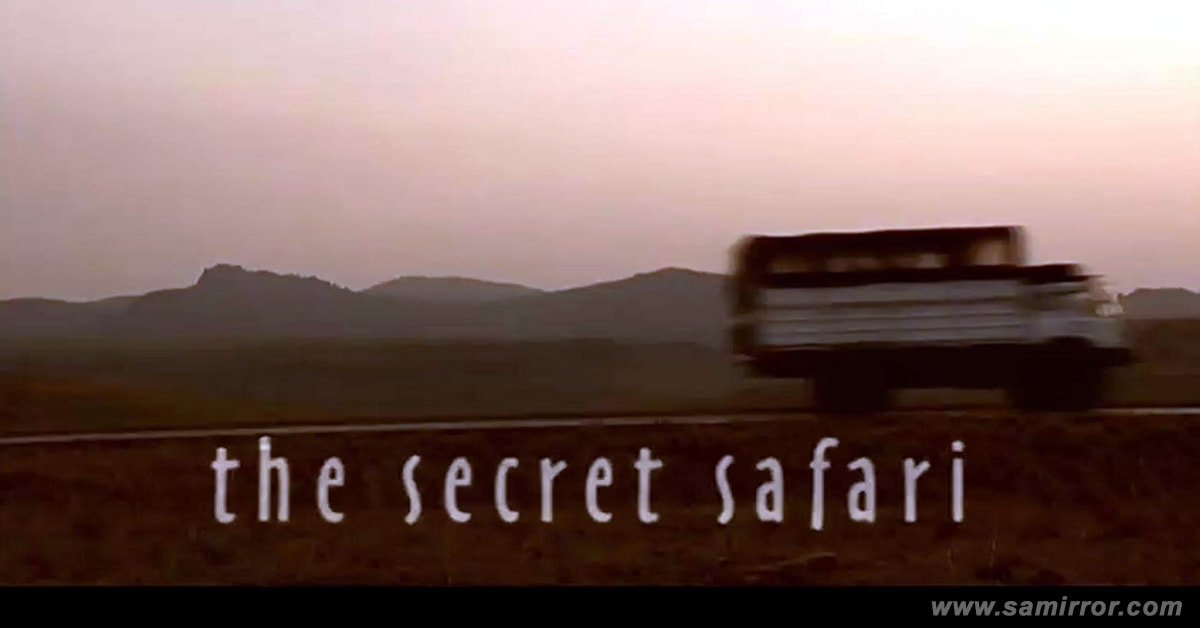 Secret Safari - South African Mirror